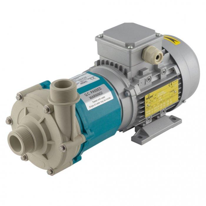 Центробежный насос с магнитной муфтой Argal TMP 06.08 - цена, заказать Химические центробежные насосы с магнитной муфтой Argal