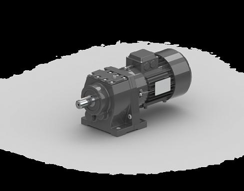 Редукторные электродвигатели VEM ZG4 KMR - цена, заказать Цилиндрические