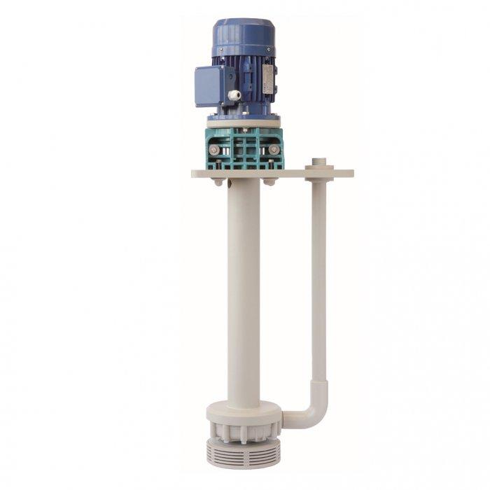 Полупогружной насос Argal KME 20.20 - цена, заказать Химические полупогружные центробежные насосы Argal