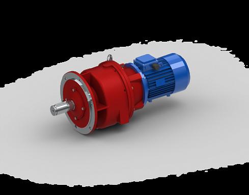 Мотор редуктор МПО2М-10 - цена, заказать Редукторы, мотор-редукторы