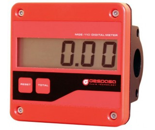 Счетчик электронный GESPASA MGE-110 - цена, заказать Счётчики учёта ГСМ Gespasa