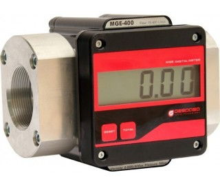 Счетчик электронный GESPASA MGE-400 - цена, заказать Счётчики учёта ГСМ Gespasa