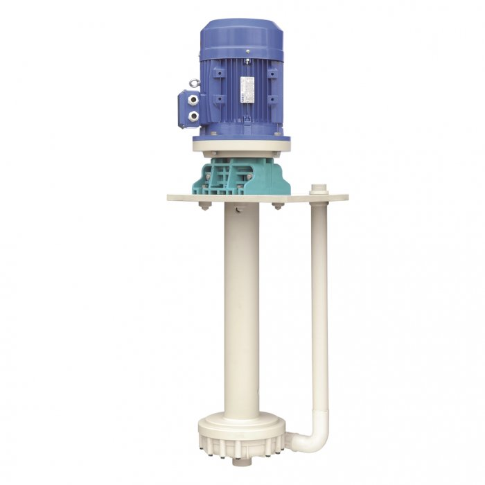 Полупогружной насос Argal KME 10.10 - цена, заказать Химические полупогружные центробежные насосы Argal