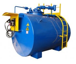 Мобильный топливный модуль 50000 литров (Ведомственная АЗС). - цена, заказать Мини АЗС Gespasa