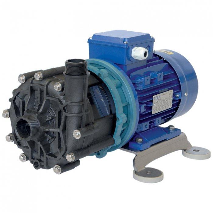 Центробежный насос с торцевым уплотнением Argal ZMR 10.10 - цена, заказать Химические центробежные насосы с торцевым уплотнением Argal