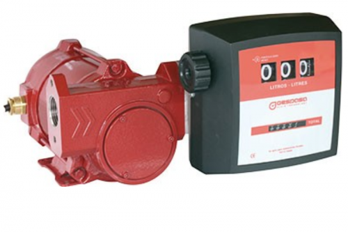 Насос для бензина Gespasa IRON SA 50 EX - цена, заказать Насосы для перекачки бензина Gespasa