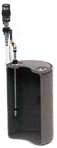 Комплект настенного насоса 3.5:1 с заборным штоком для бочек 200 л - цена, заказать Маслораздаточное оборудование Piusi