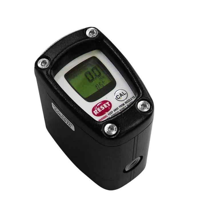 K200 - Электронный счетчик отпуска ГСМ кг/гр - цена, заказать Счетчики Piusi