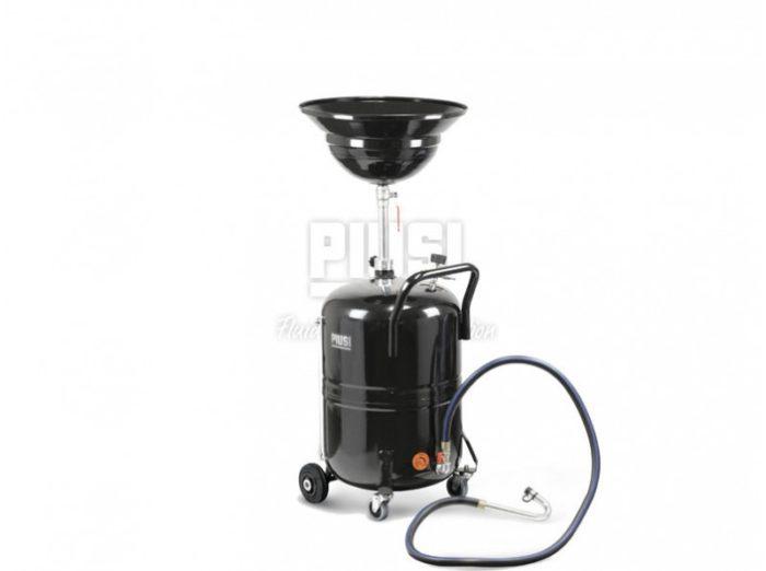 Маслосборник с маслоприемником 80 л. Easy-Drainer 80 - цена, заказать Маслосборное оборудование Piusi