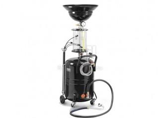 Маслосборник комбинированный для слива/откачки масла с предкамерой, 80 л. Vacu-Drainer 80 - цена, заказать Маслосборное оборудование Piusi