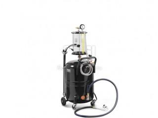 Мобильная установка для откачки отработанного масла 80 л, с предкамерой. Vacu 80 - цена, заказать Маслосборное оборудование Piusi
