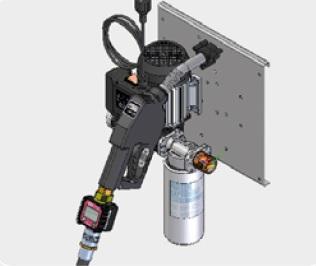 ST Panther 72 K24 F A60 6MT - Перекачивающая станция для дизельного топлива - цена, заказать Топливораздаточные модули Piusi
