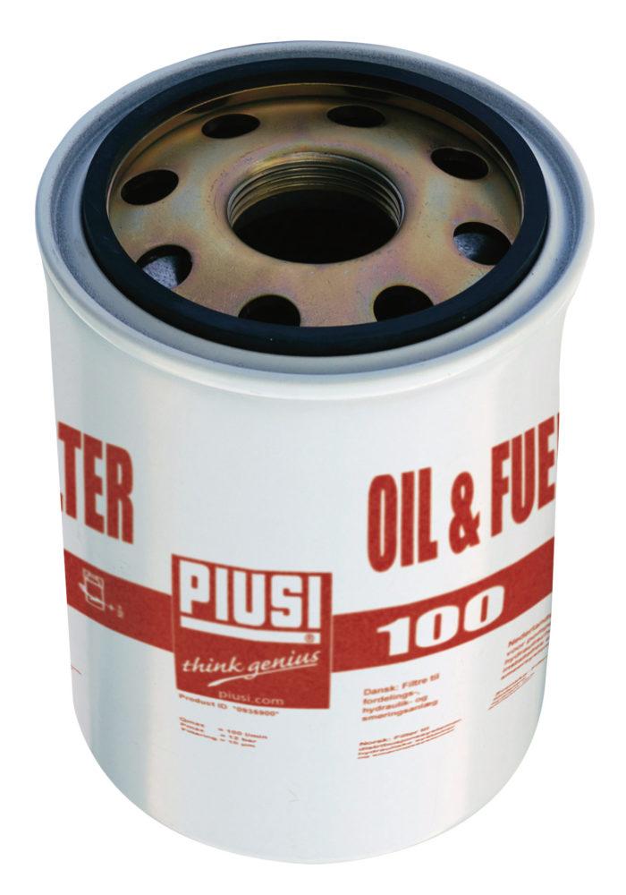 Сменный картридж фильтра очистки топлива от мех.примесей, 10 мкр, для фильтра F0914900A - цена, заказать Фильтры Piusi