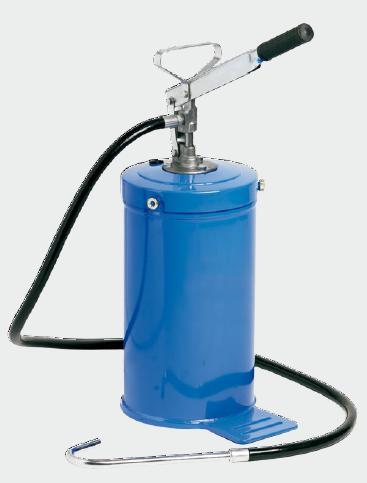Oil barrel pump - 16 л комплект для раздачи масла - цена, заказать Ручные насосы Piusi