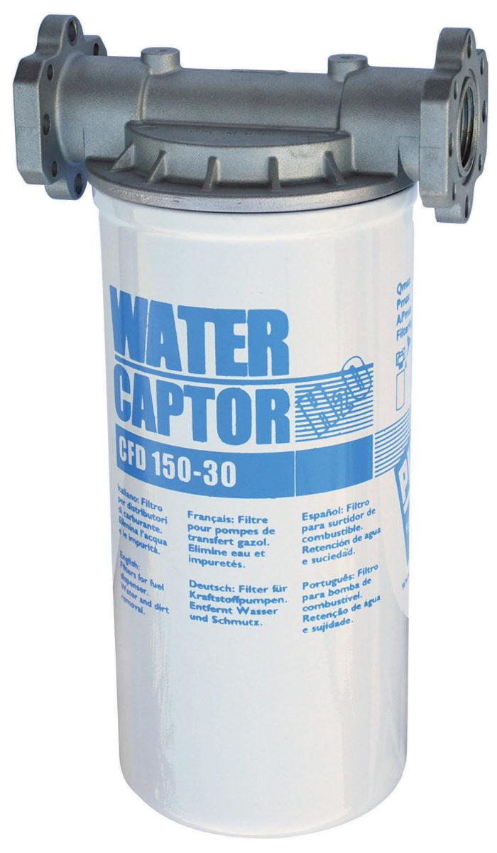 Водопоглощающий фильтр 150 л/мин, 1 картридж,30микрон - цена, заказать Фильтры Piusi