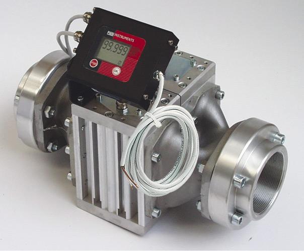 K900 METER 3in BSP - Электронный счетчик топлива - цена, заказать Счетчики Piusi