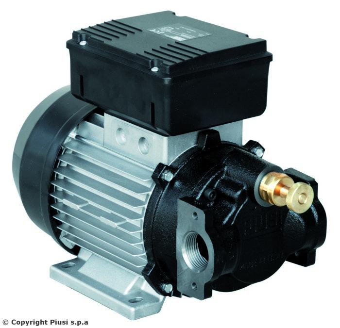 Viscomat 70 M - Электрический лопастной насос для масла с вязкостью до 500 мм2/с - цена, заказать Электрические насосы Piusi