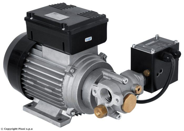 Viscomat 200/2 Flowmat - Электрический насос для перекачки масла с вязкостью до 2000 мм2/с - цена, заказать Электрические насосы Piusi