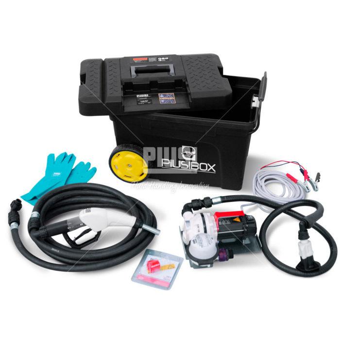 PIUSIBOX for AdBlue® - Перекачивающая станция для Adblue - цена, заказать Оборудование AdBlue Piusi