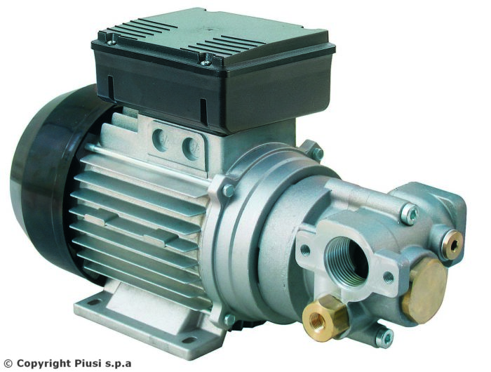 Viscomat 230/3 T 400V - Электрический насос для перекачки масла - цена, заказать Электрические насосы Piusi