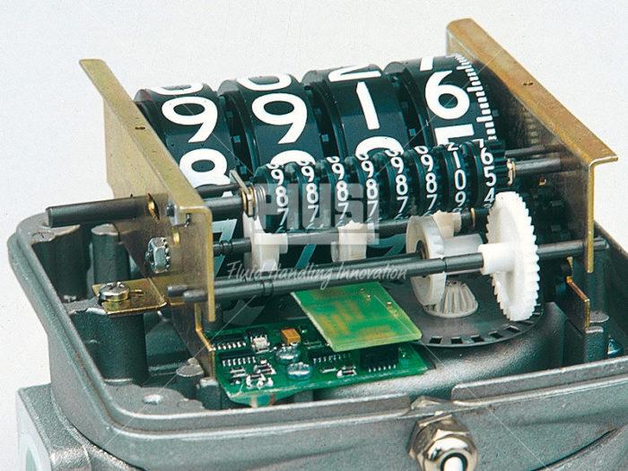 K44/PULSER - Импульсный счетчик - цена, заказать Счетчики Piusi