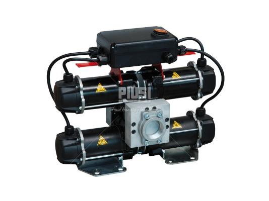GRUPPO ST 200 24V - Переносной портативный высокопроизводительный блок подачи дизельного топлива - цена, заказать Электрические насосы Piusi