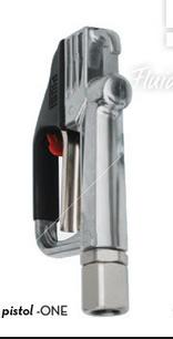 Pistol-ONE w/o Spout BSP - Автоматический пистолет без насадки - цена, заказать Пистолеты и расходомеры Piusi