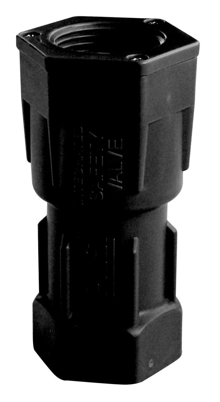 """Донный клапан, 1""""BSP(F) x 1""""BSP(F) - цена, заказать Фильтры Piusi"""