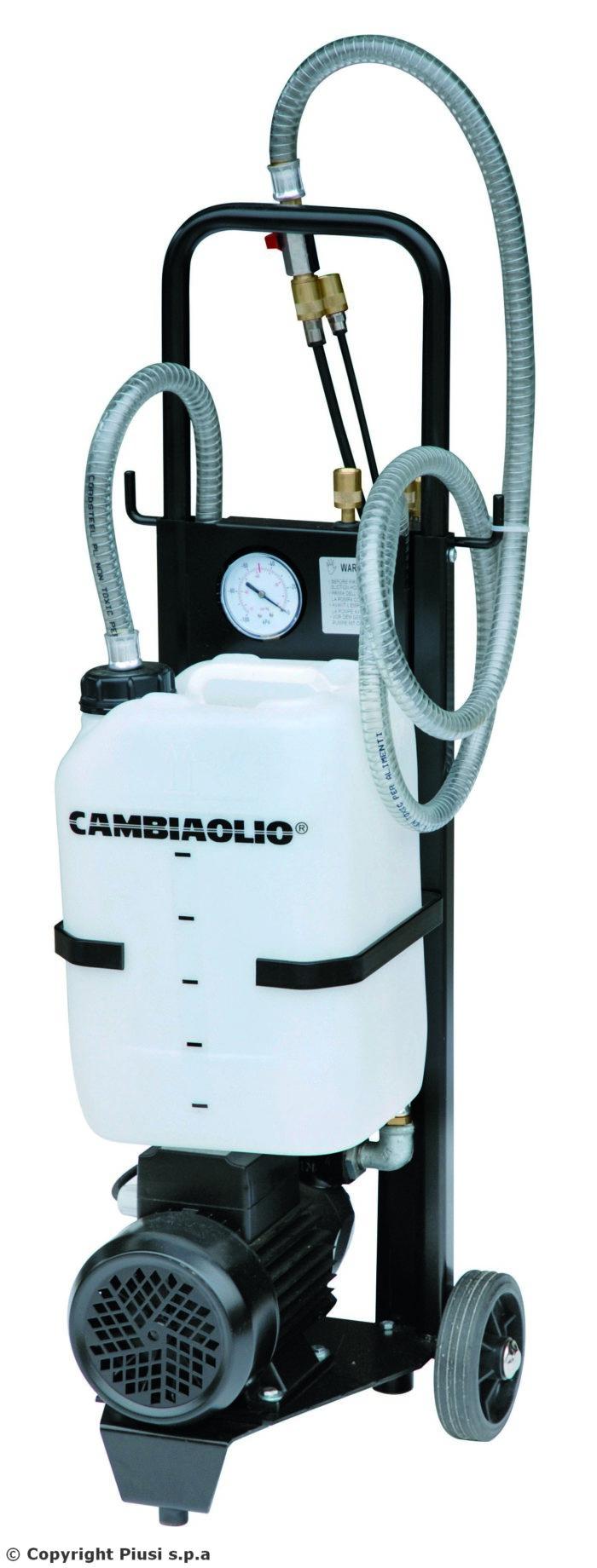 Cambiaolio - Система замена масла - цена, заказать Фильтрационные установки Piusi
