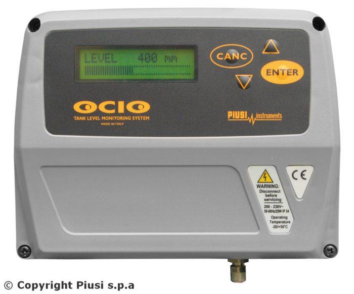 Ocio - система контроля уровня топлива в резервуаре - цена, заказать Системы контроля и учета Piusi