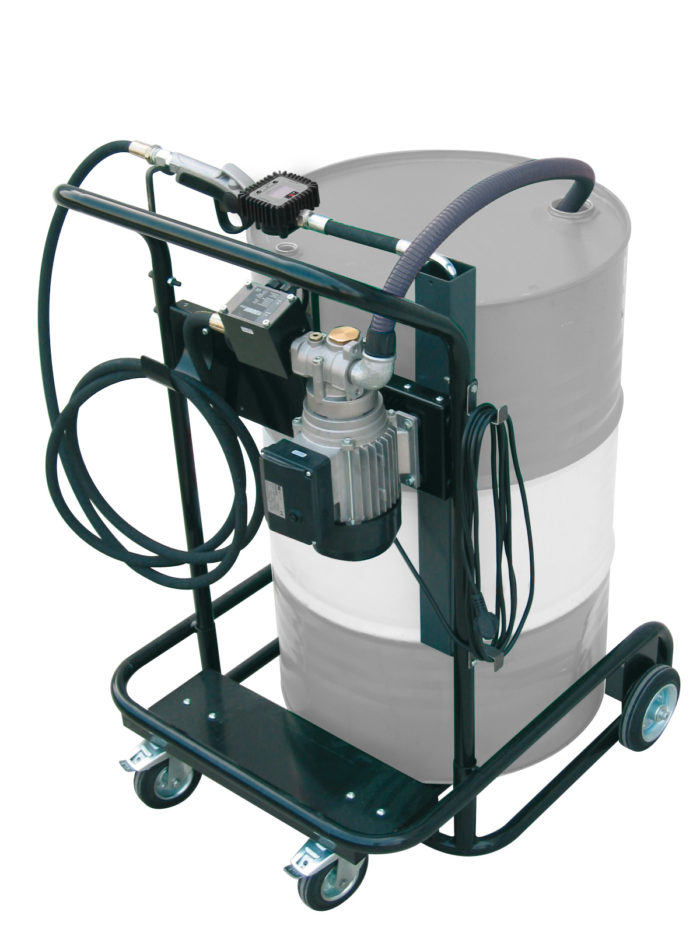 Viscotroll 200/2 - Электрический топливораздаточный комплекс - цена, заказать Маслораздаточное оборудование Piusi