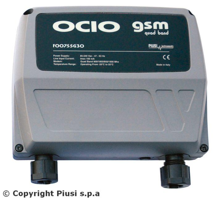 Ocio GSM Quad band система контроля уровня топлива - цена, заказать Системы контроля и учета Piusi