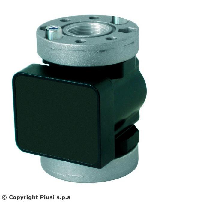 """K600/3 1"""" diesel - Импульсный расходомер (силуминовый корпус) - цена, заказать Счетчики Piusi"""