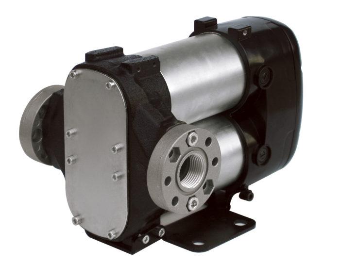 Bi-Pump 12/24 V - Роторный насос с лопатками для дизельного топлива без кабеля и выключателя - цена, заказать Электрические насосы Piusi