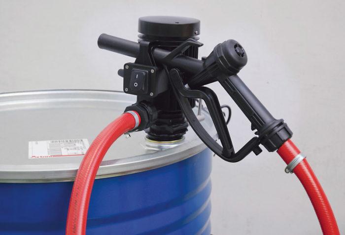 Pico24 M - Бочковой комплект для раздачи дизельного топлива, антифриза, воды. - цена, заказать Топливораздаточные модули Piusi