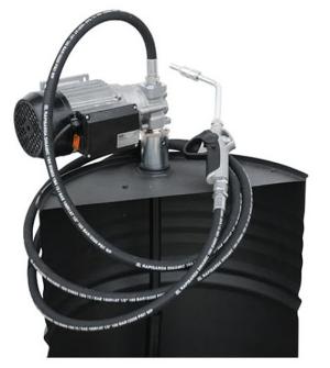 DRUM Viscomat 70M - Перекачивающая станция для масла, бочковой вариант - цена, заказать Маслораздаточное оборудование Piusi