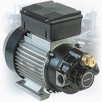 Viscomat 90 T 400V - Роторный лопастной электронасос для ДТ и масла вязкостью до 500 сСт, 50 л/мин - цена, заказать Электрические насосы Piusi