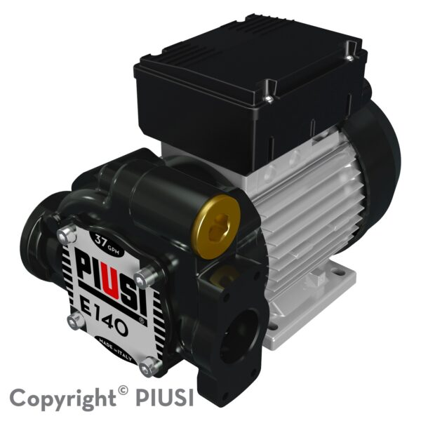 EX140 230/50 ATEX - Роторный электронасос для бензина, ДТ, керосина, 140 л/мин - цена, заказать Электрические насосы Piusi