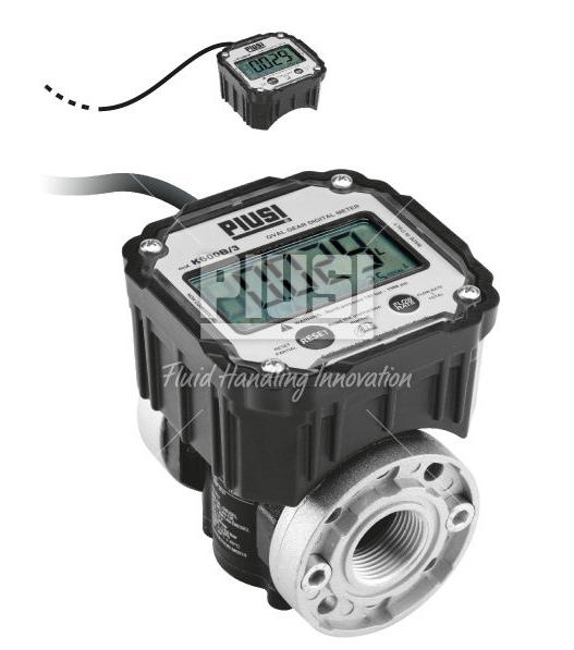 K600 B/3 oil 3/4 puls out - Импульсный расходомер - цена, заказать Счетчики Piusi