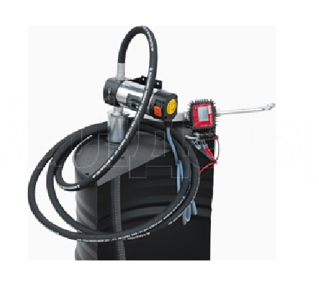 DRUM VISCOMAT 60/1 24 V - Бочковой комплект для раздачи масла со счётчиком - цена, заказать Маслораздаточное оборудование Piusi