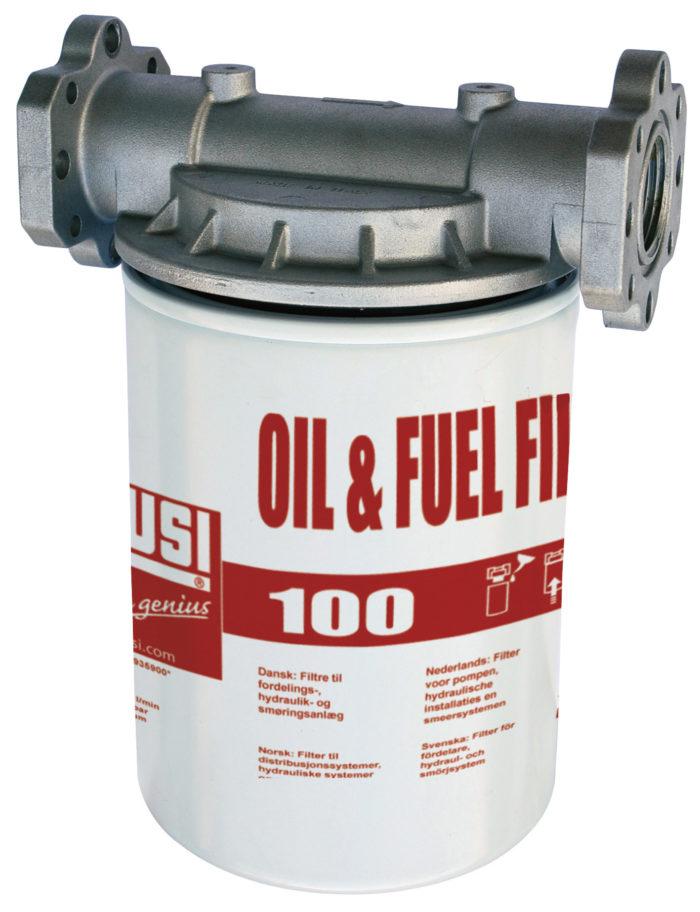 Фильтр тонкой очистки 100 л/мин, 10 мкрн - цена, заказать Фильтры Piusi