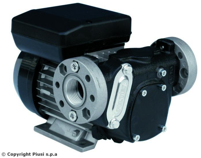 Panther 90 насос для ДТ 220 в 90 л/мин - цена, заказать Электрические насосы Piusi