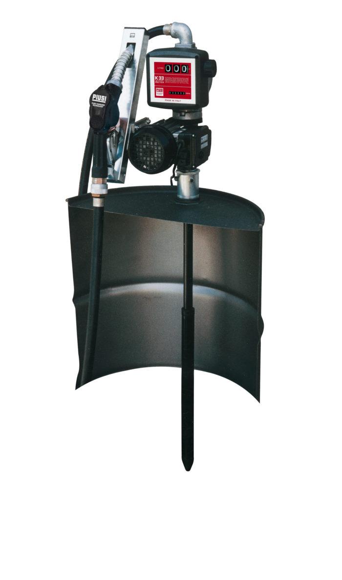 DRUM Viscomat 90M K33 - Перекачивающая станция для масла, бочковой вариант - цена, заказать Маслораздаточное оборудование Piusi